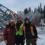 Blasting & Explosive Contractors Working on Site in Alaska